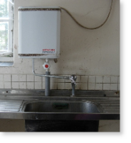 Above Sink Ascot Hygiene Products Ltd